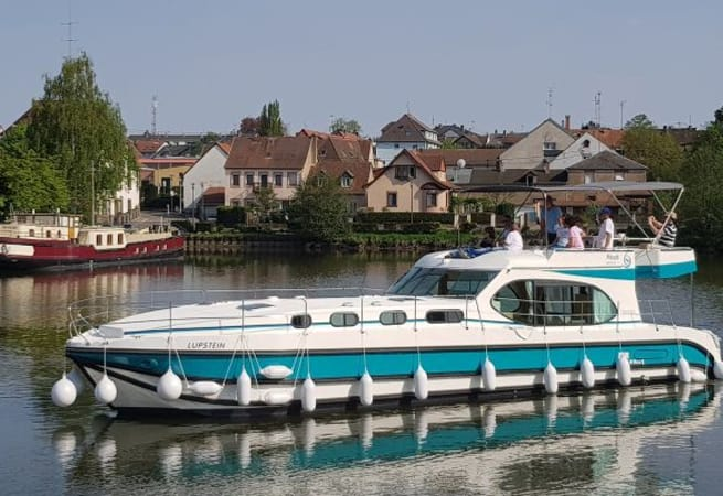 Estivale Octo Fly C - Custom Built River Cruiser