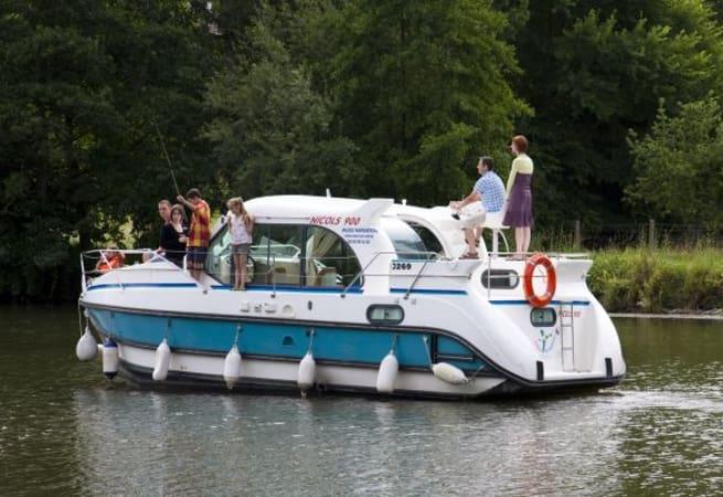 Confort 900 DP - Custom Built River Cruiser