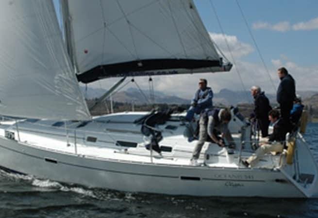 Rhea - Beneteau Oceanis 343