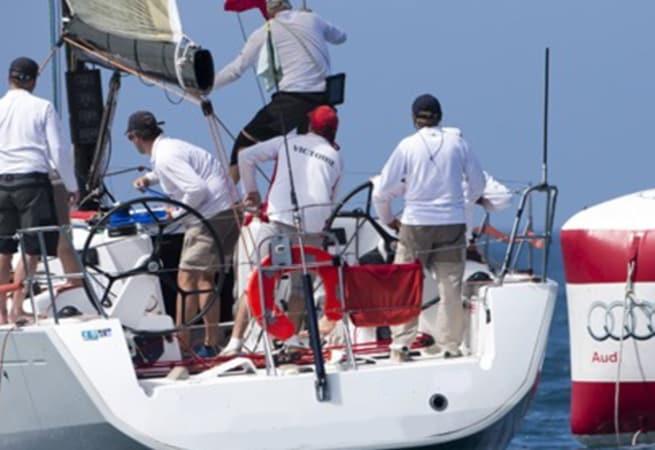 Sailplane 2  - Bénéteau First 45