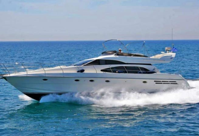 Harry Lou - Azimut 58