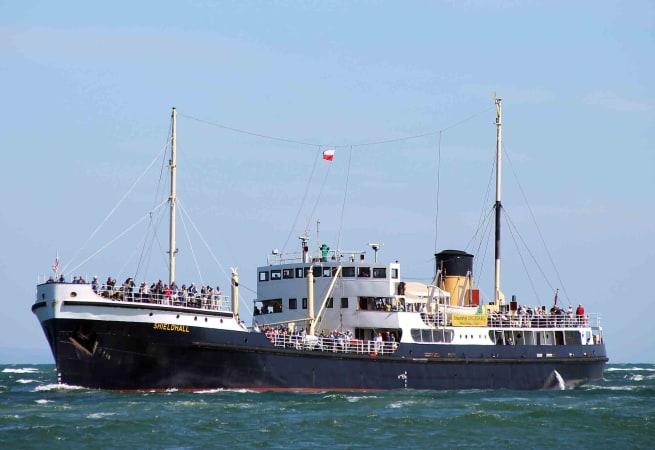 Shieldhall - Steamship