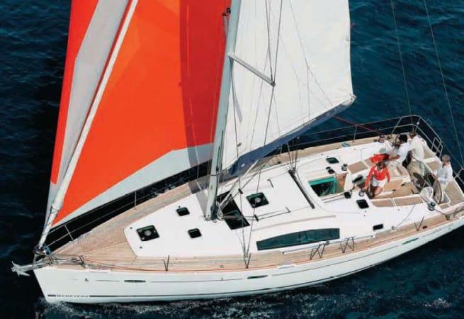 Inishleigh - Beneteau Oceanis 43