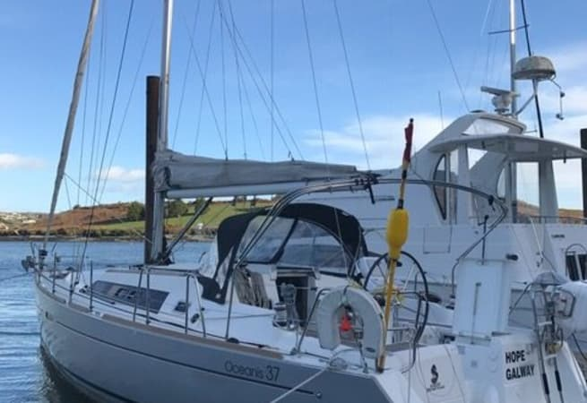 Hope of Cork - Beneteau 37