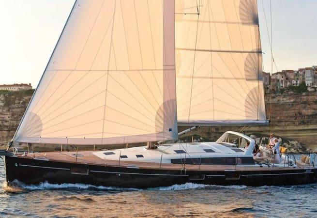 SOHO - Beneteau Oceanis 55