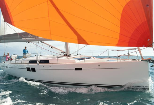 Hanse Sailor  - Hanse 505