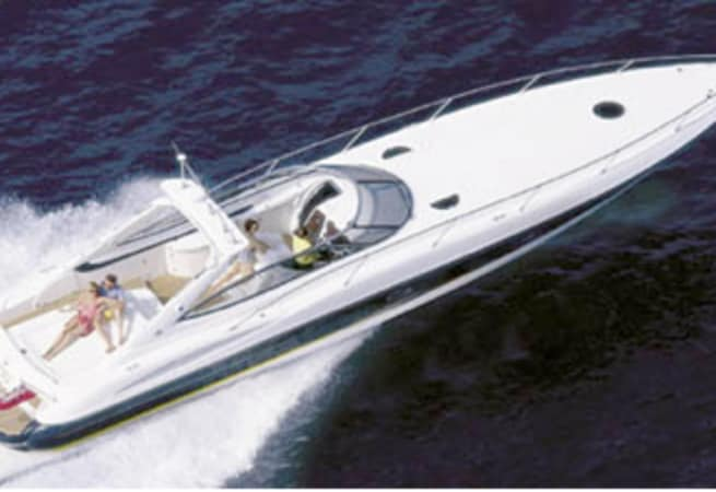 Harry IV - Sunseeker Superhawk 50