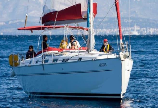 Arkina - Beneteau Cyclades 43.3