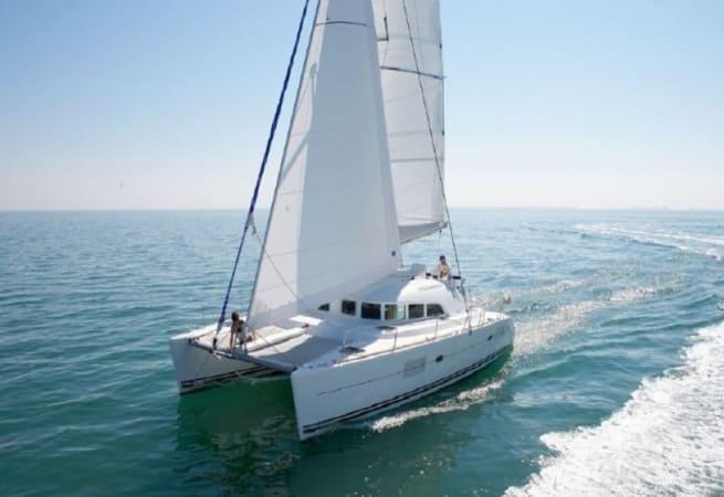 Allegro - Lagoon 380 S2 Catamaran