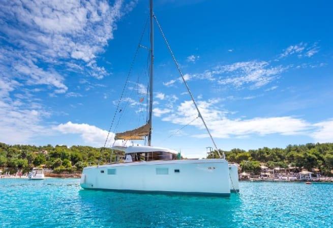 Diridonda - Lagoon 39 Catamaran