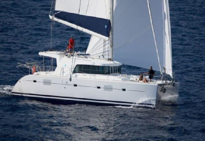 Hakuna Matata - Lagoon 39 Catamaran