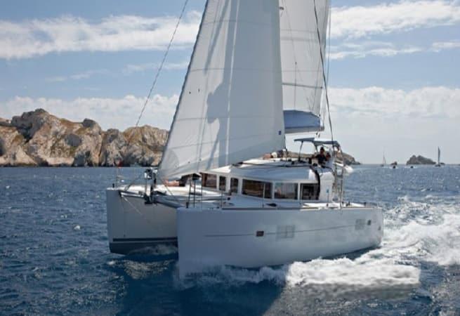 Evelina - Lagoon 400 Catamaran