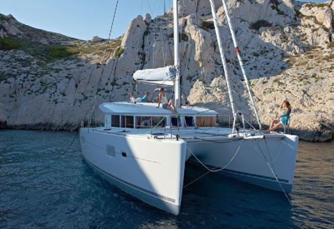 Sveti Vlaho - Lagoon 400 Catamaran