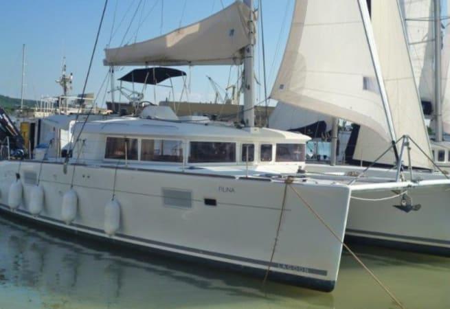 Filina - Lagoon 450 Catamaran
