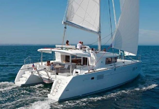 Ariel - Lagoon 450 Catamaran