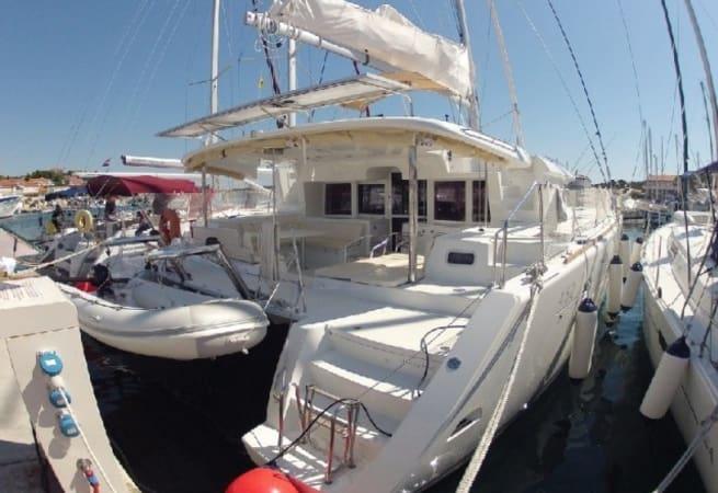 Bevanda - Lagoon 450 Catamaran