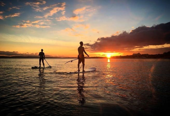 Bournemouth Paddleboards - Paddleboard