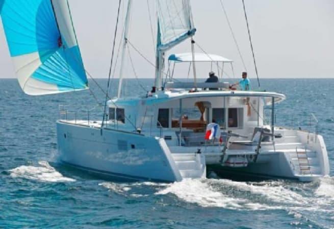 Kat El Mar - Lagoon 450 Catamaran