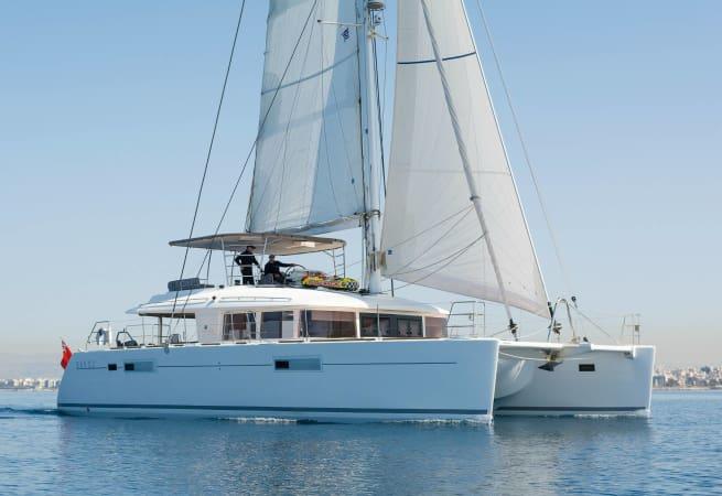 Sea Bliss - Lagoon 560