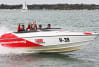 Honda 150 Race Boat  - Honda 150