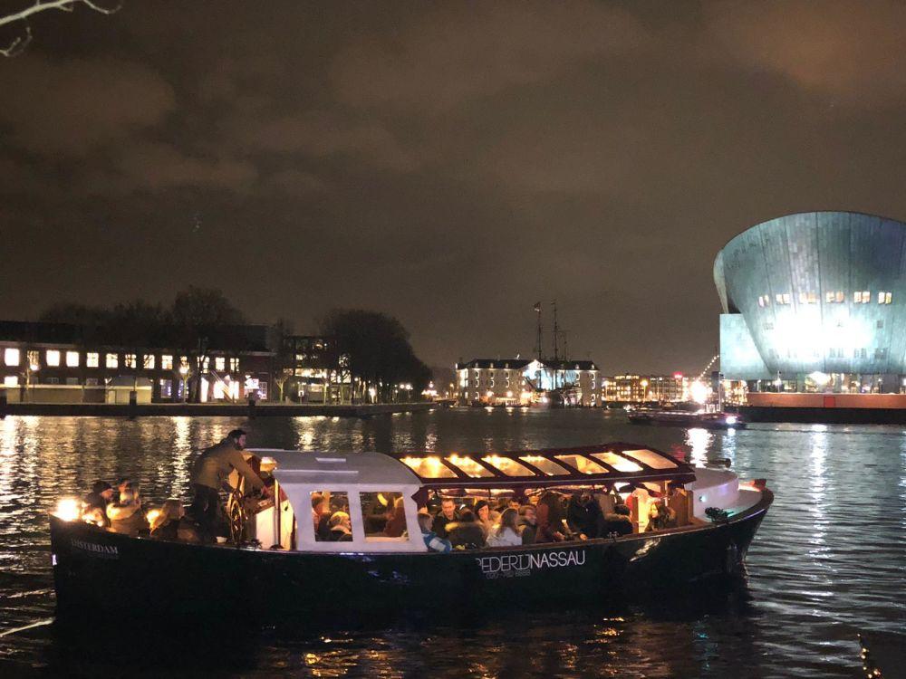 Hannekes boot