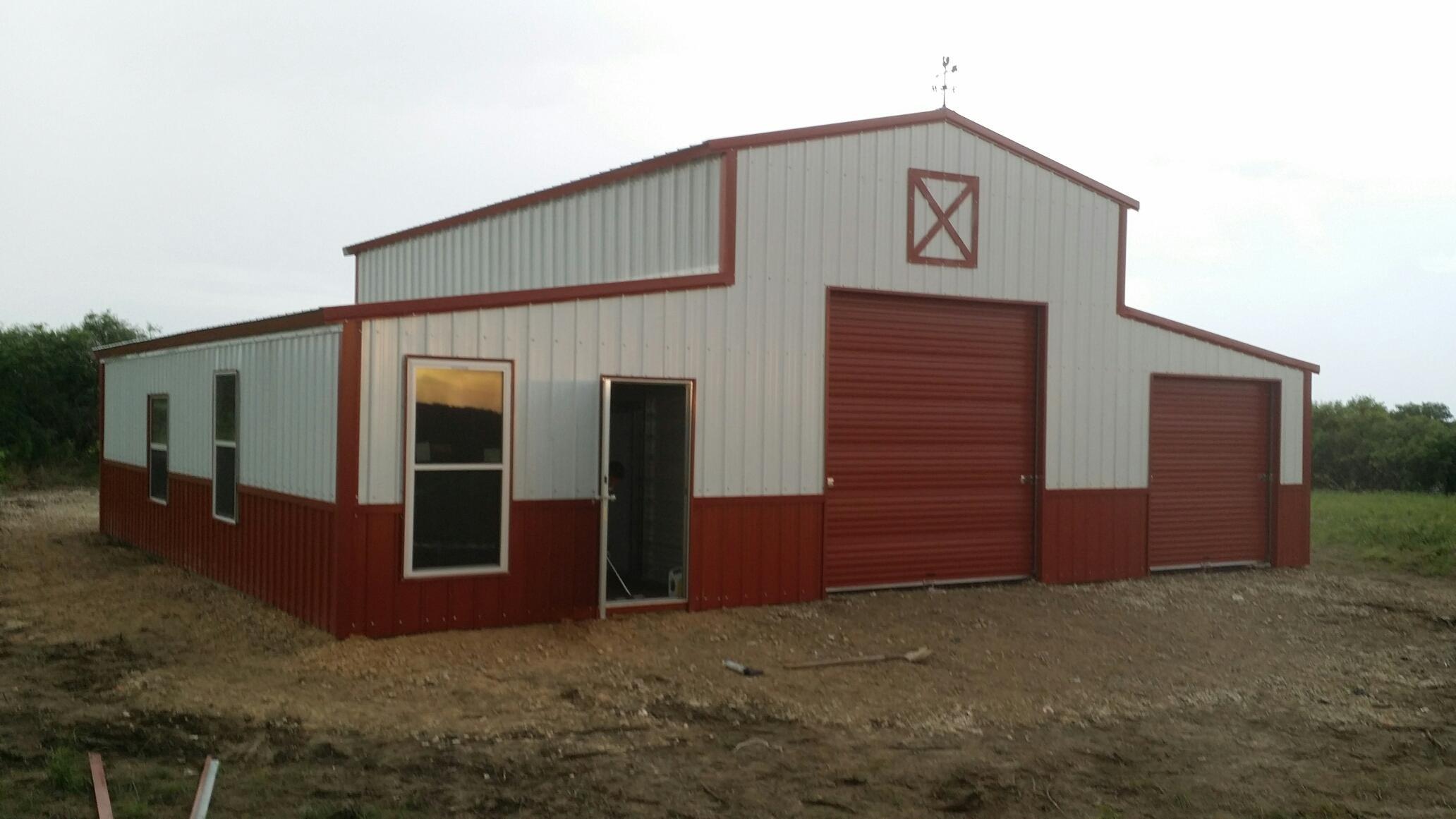 Big Tex Metal Buildings