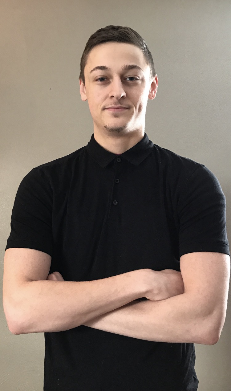 Picture of the author of the website.
