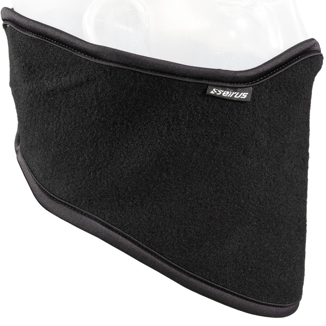 Seirus Polar Scarf - Black, L/XL