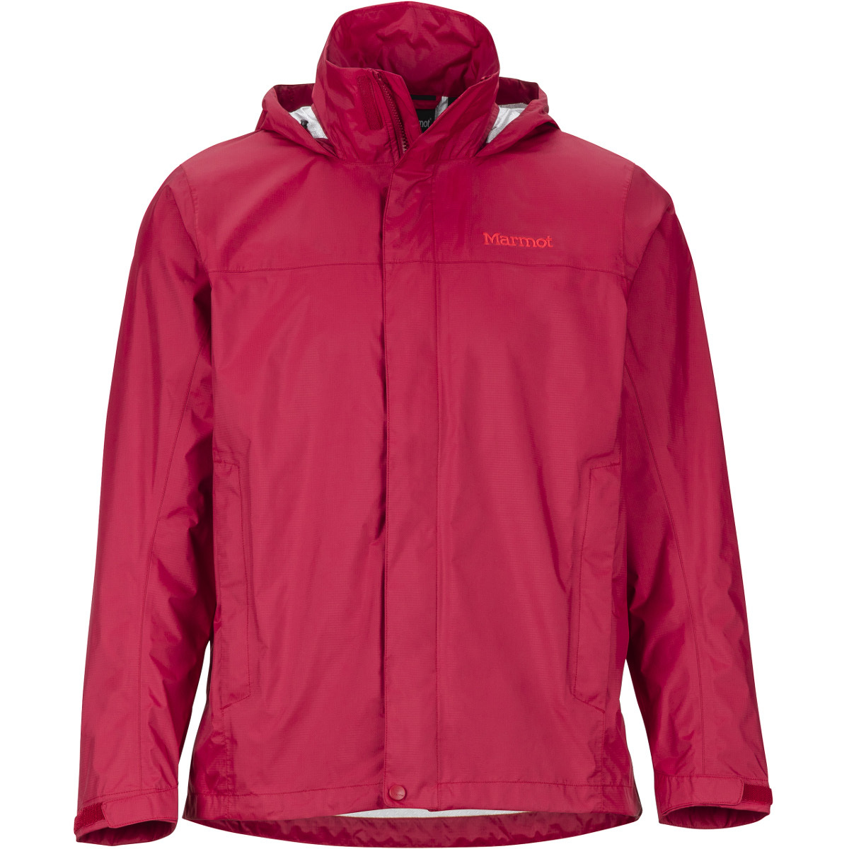 Marmot Men's Precip Jacket - Red, M