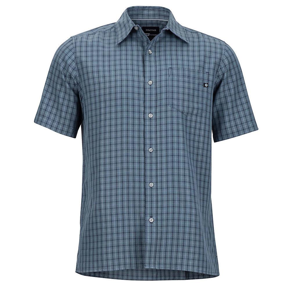 Marmot Men's Eldridge Shirt - Black, L
