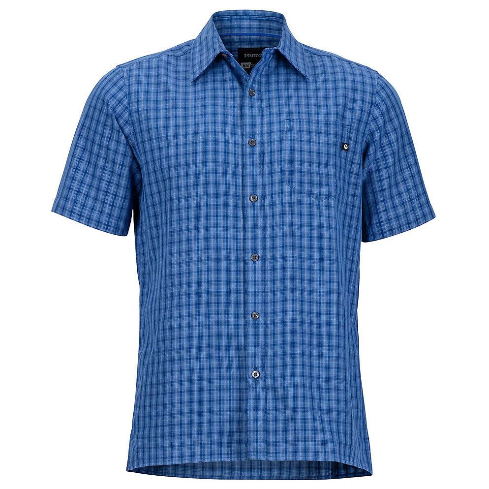 Marmot Men's Eldridge Shirt - Blue, L