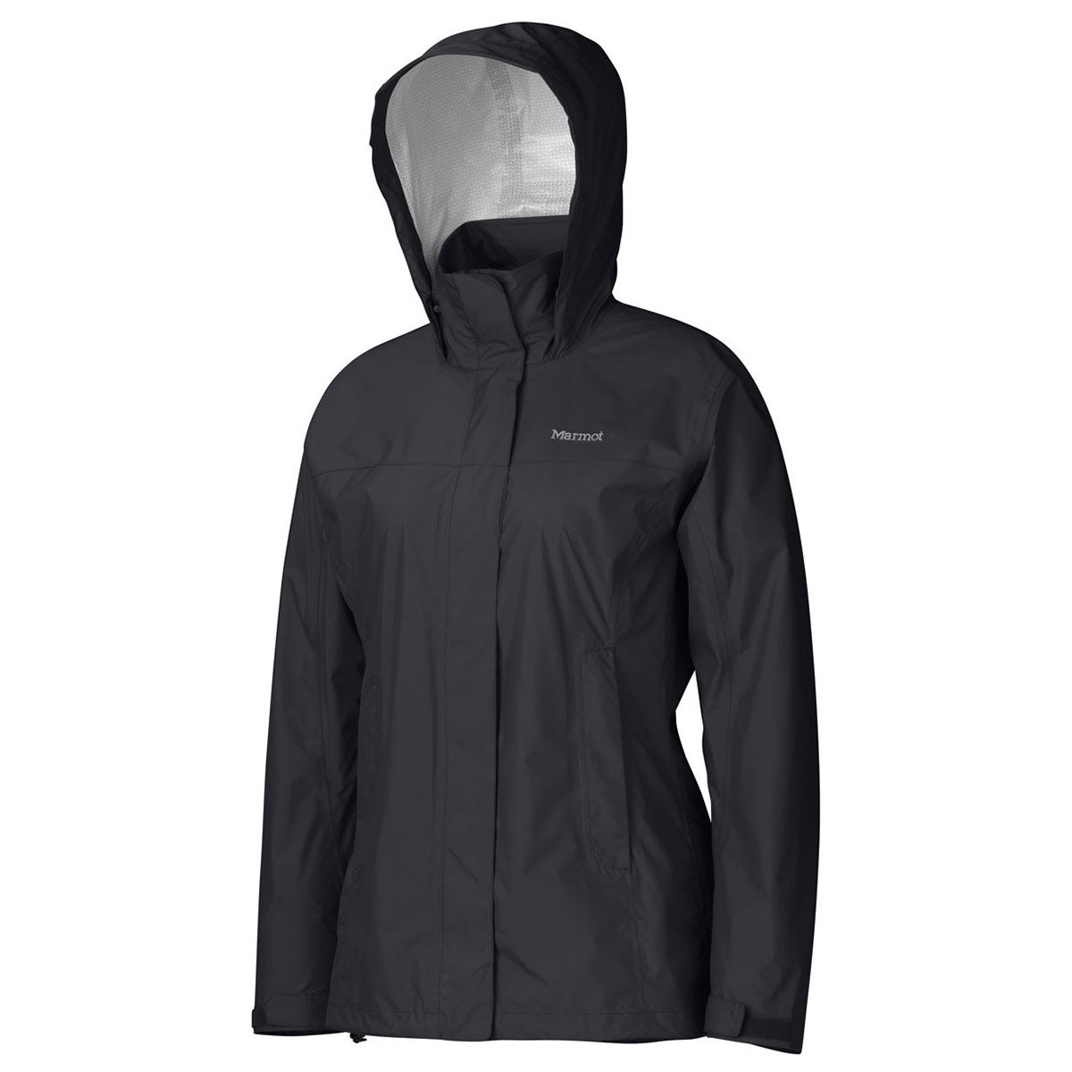 Marmot Women's Precip Jacket - Black, L