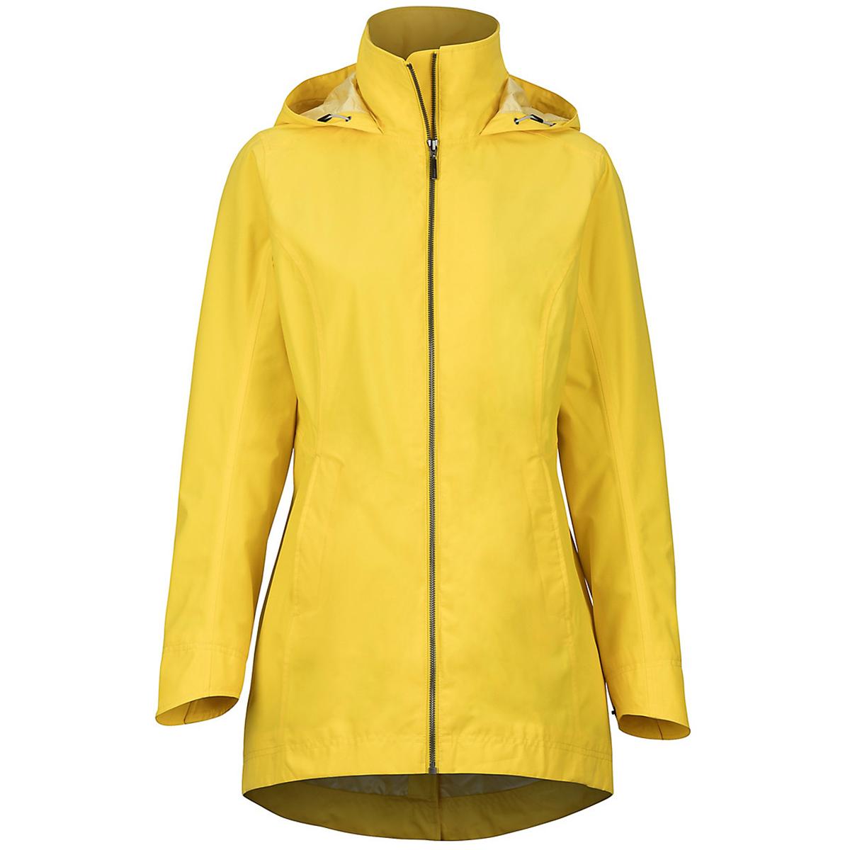Marmot Women's Lea Jacket - Yellow, S
