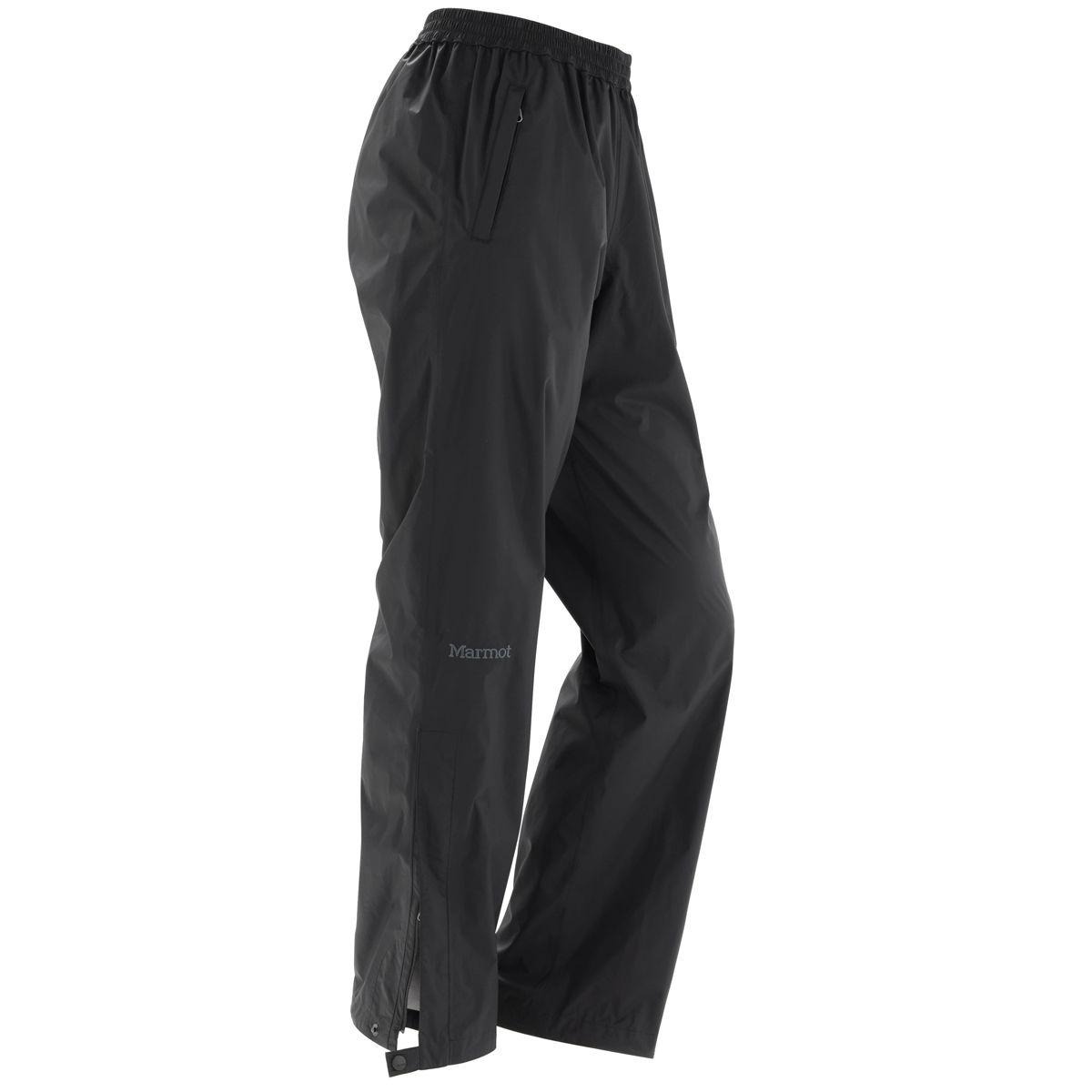 Marmot Women's Precip Pants - Black, XL
