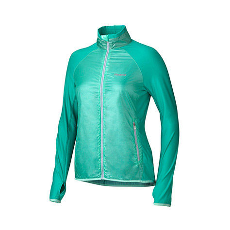 Marmot Women's Frequency Hybrid Jacket - Green, XL
