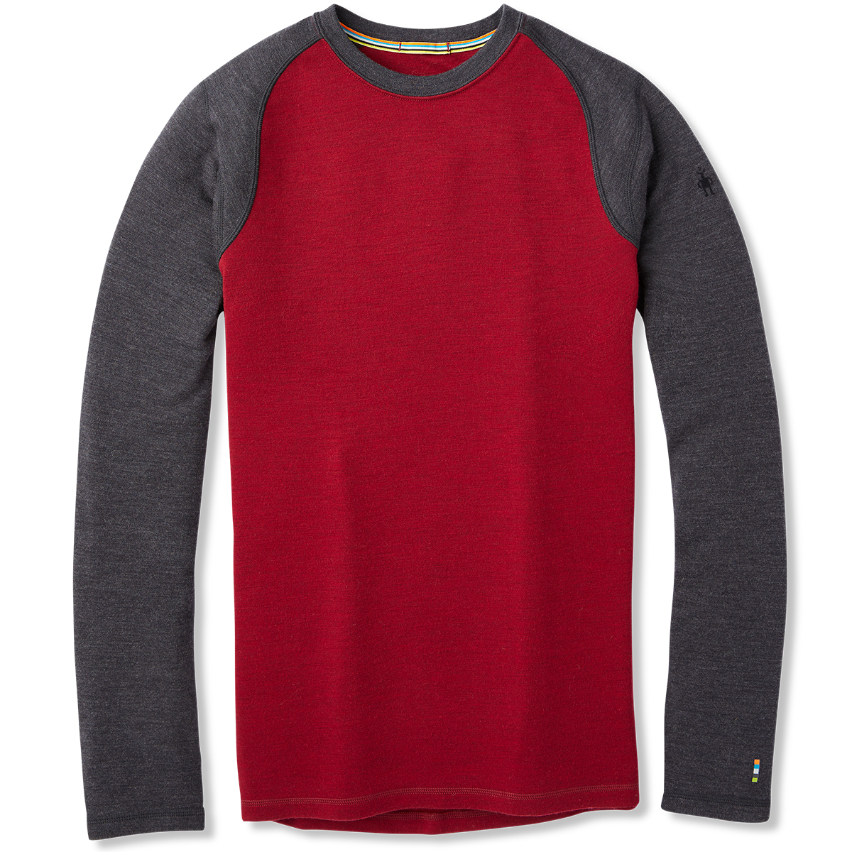 Smartwool Men's Nts Mid 250 Crew - Red, M