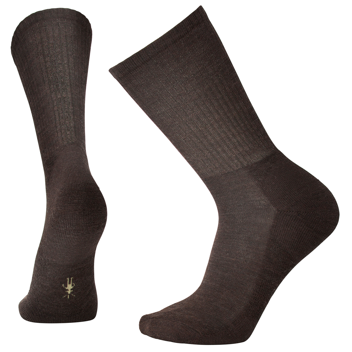 Smartwool Men's Heathered Rib Socks