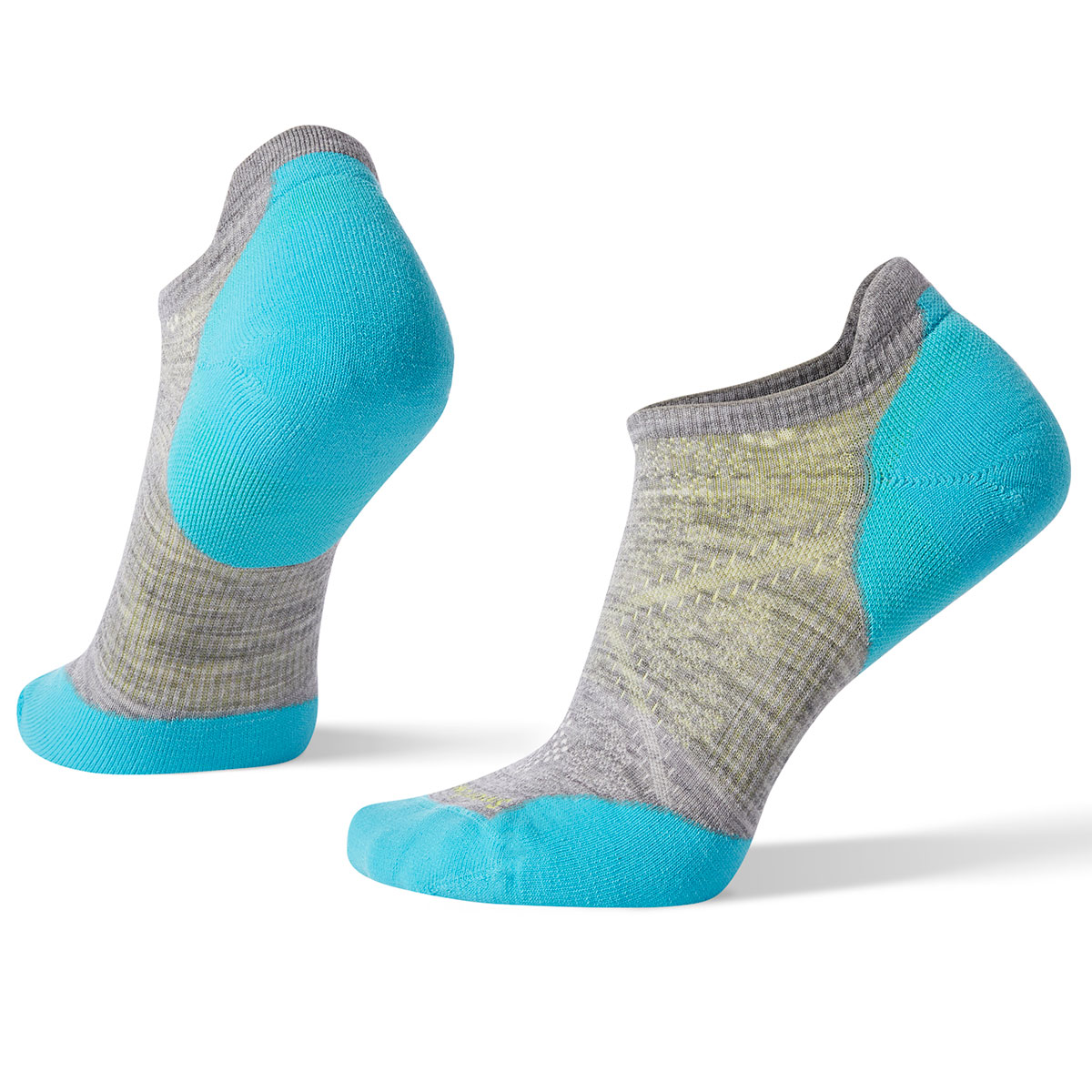 Smartwool Women's Phd Run Light Elite Micro Socks - Black, M