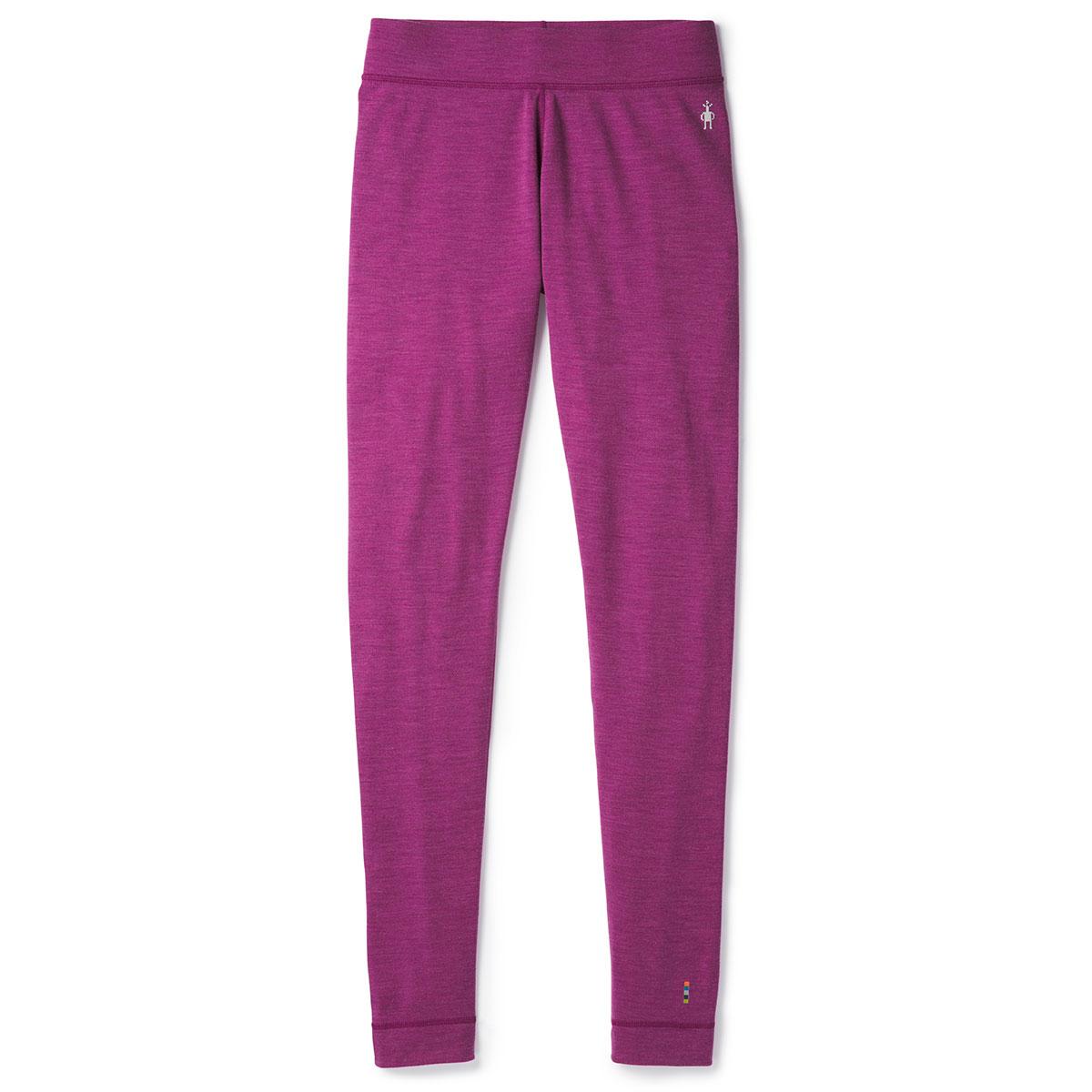 Smartwool Women's Nts Mid 250 Bottoms - Purple, L