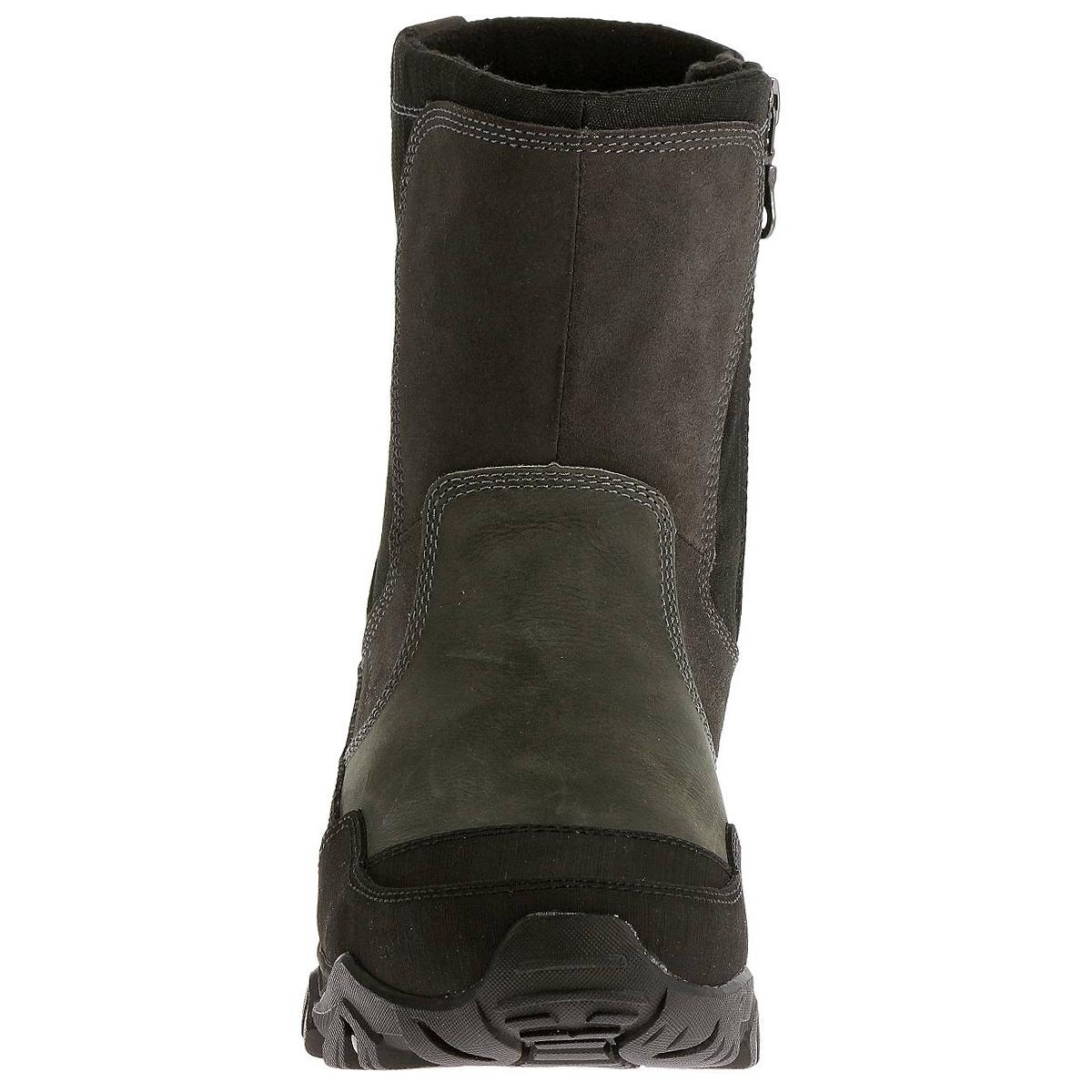 a86d564d MERRELL Men's Polarand Rove Zip Waterproof Boots, Castle Rock ...
