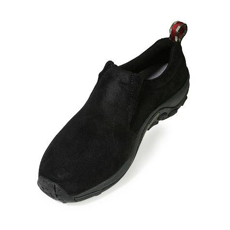 Merrell Men's Jungle Moc Casual Shoes - Blue, 10