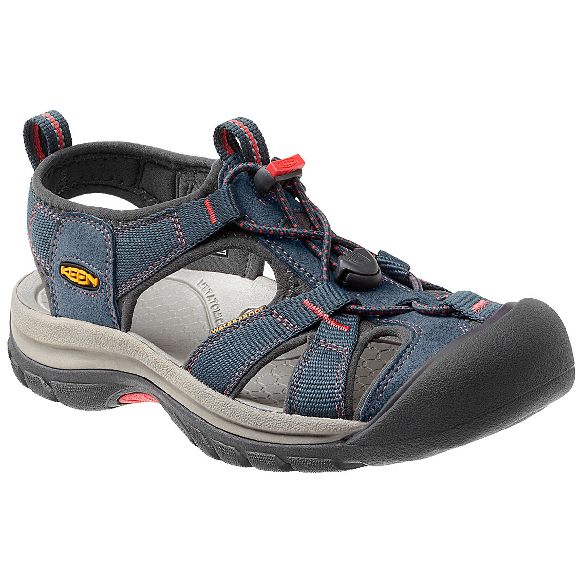 Keen Women's Venice H2 Sandals, Midnight Navy - Blue, 10