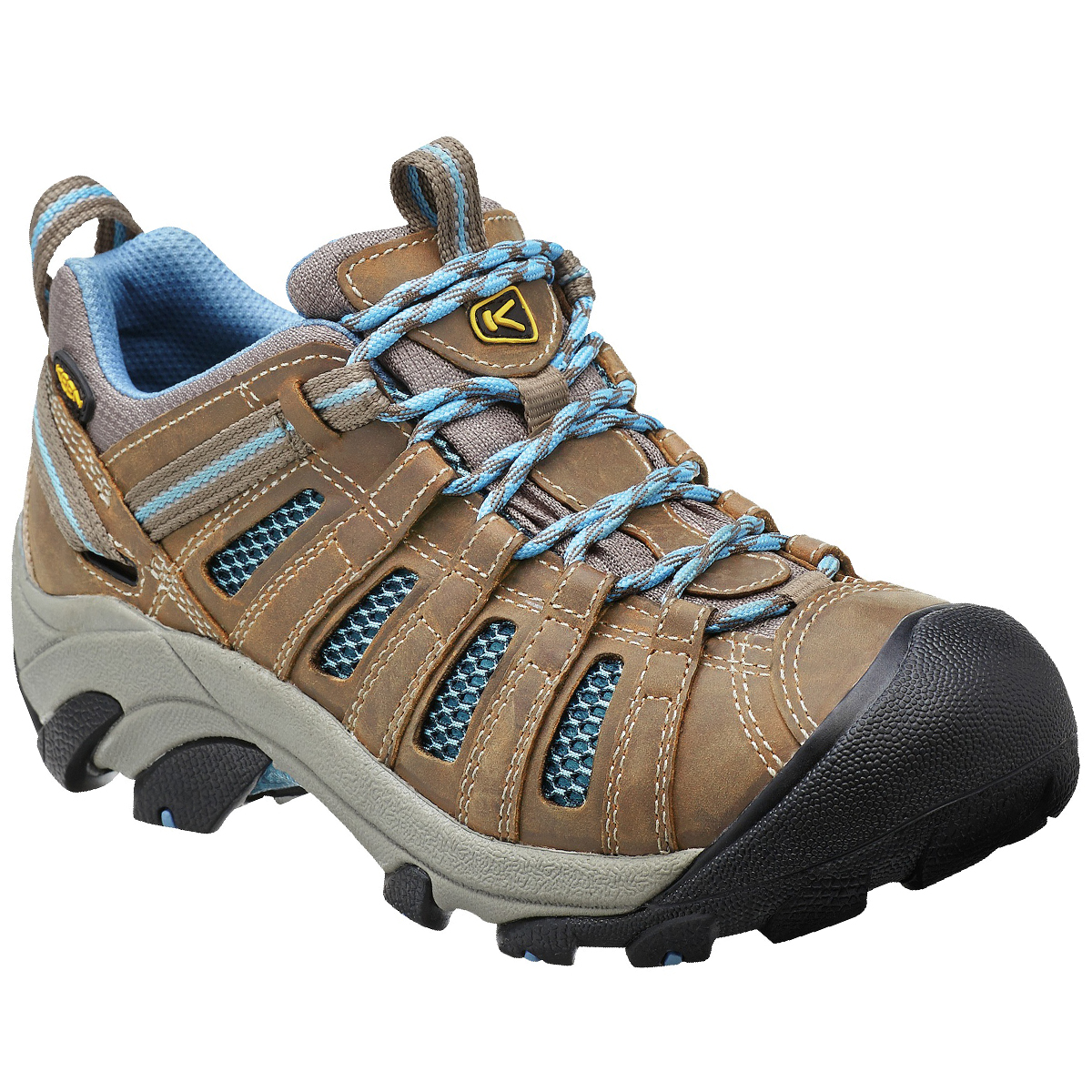 Keen Women's Voyageur Hiking Shoes - Brown, 6