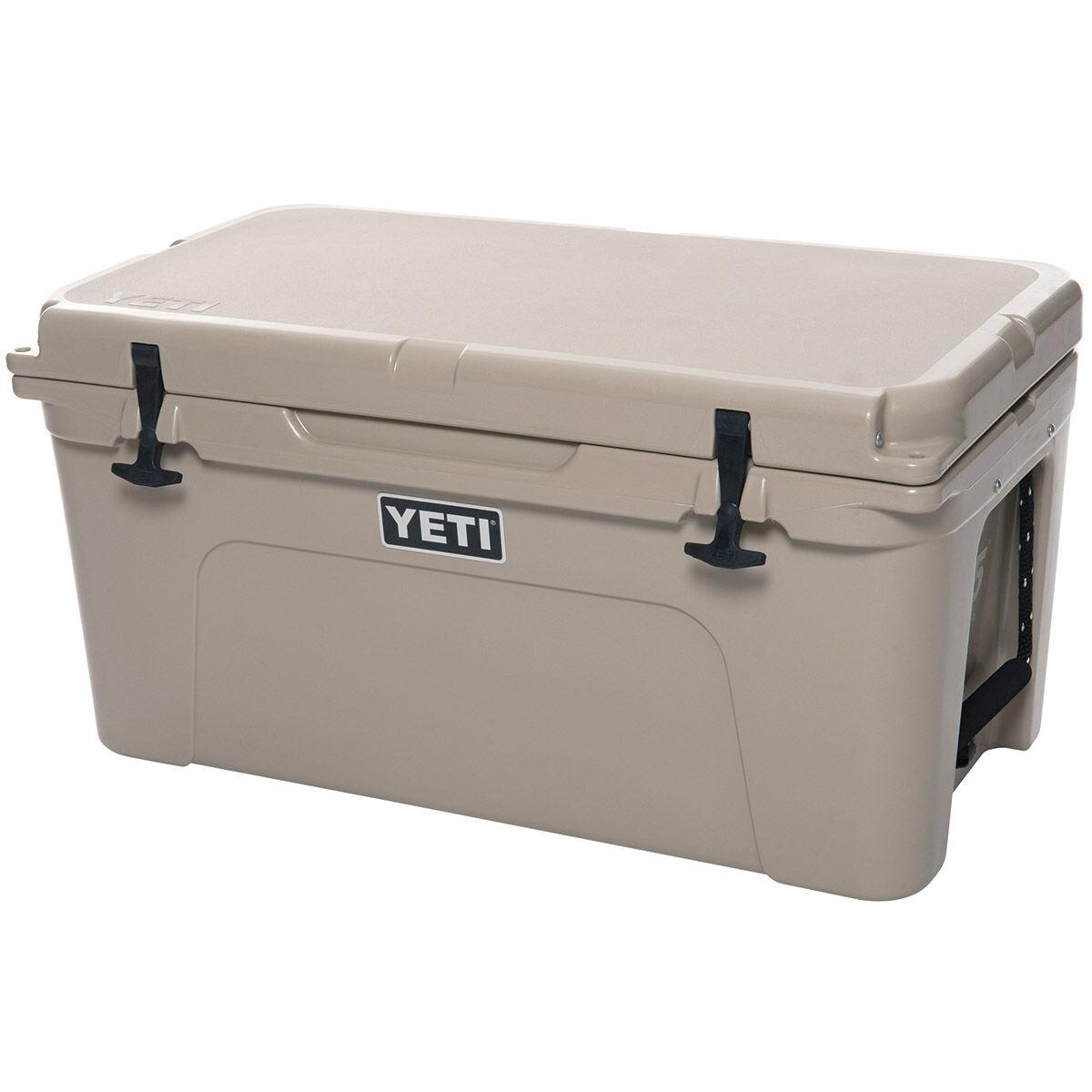 Yeti Tundra 65 Hard Cooler - Brown, NA