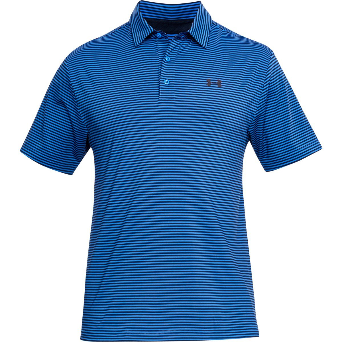 Under Armour Men's Playoff Polo - Blue, L