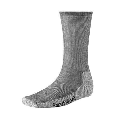 Smartwool Hike Midweight Crew Socks - Black, XL