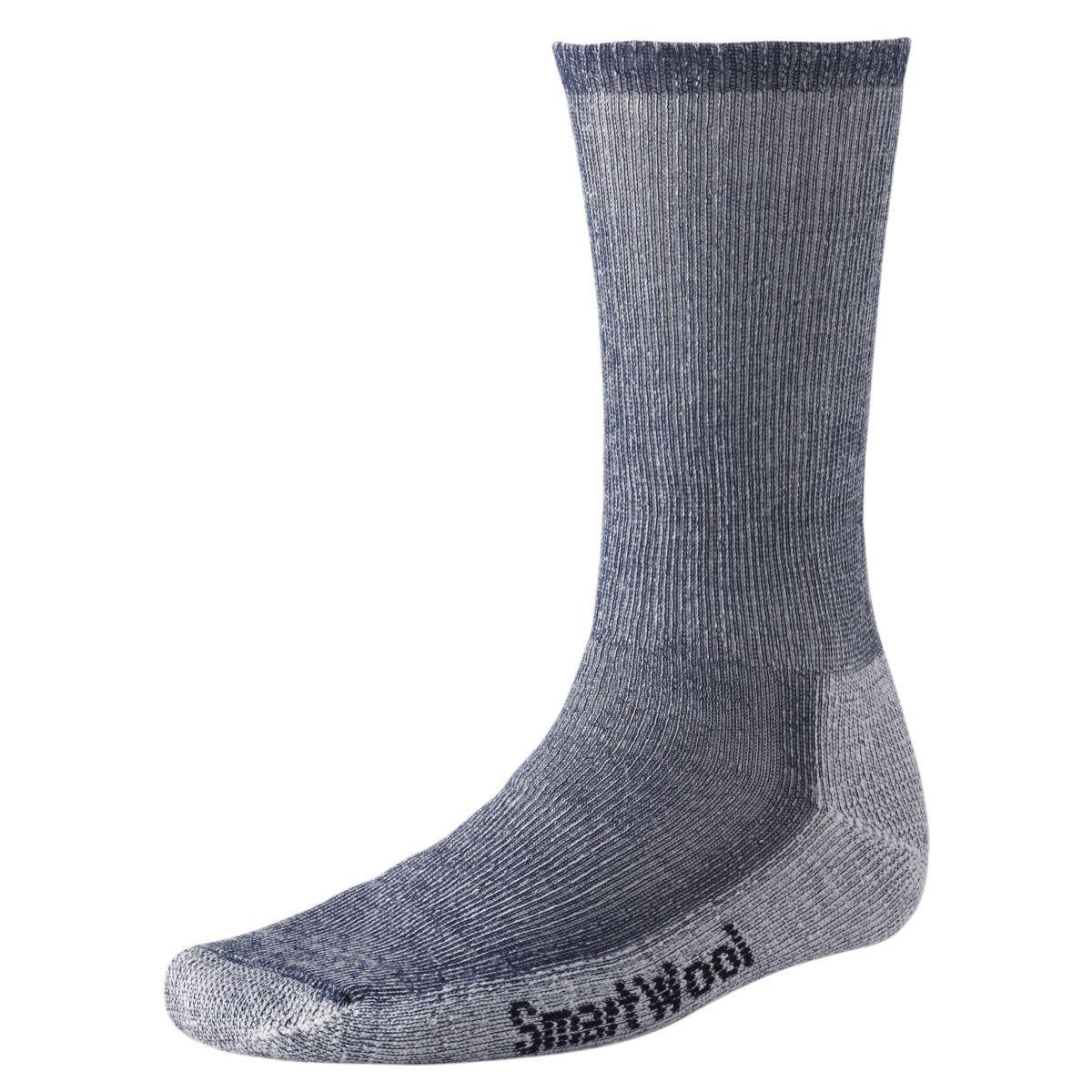Smartwool Hike Midweight Crew Socks - Blue, XL