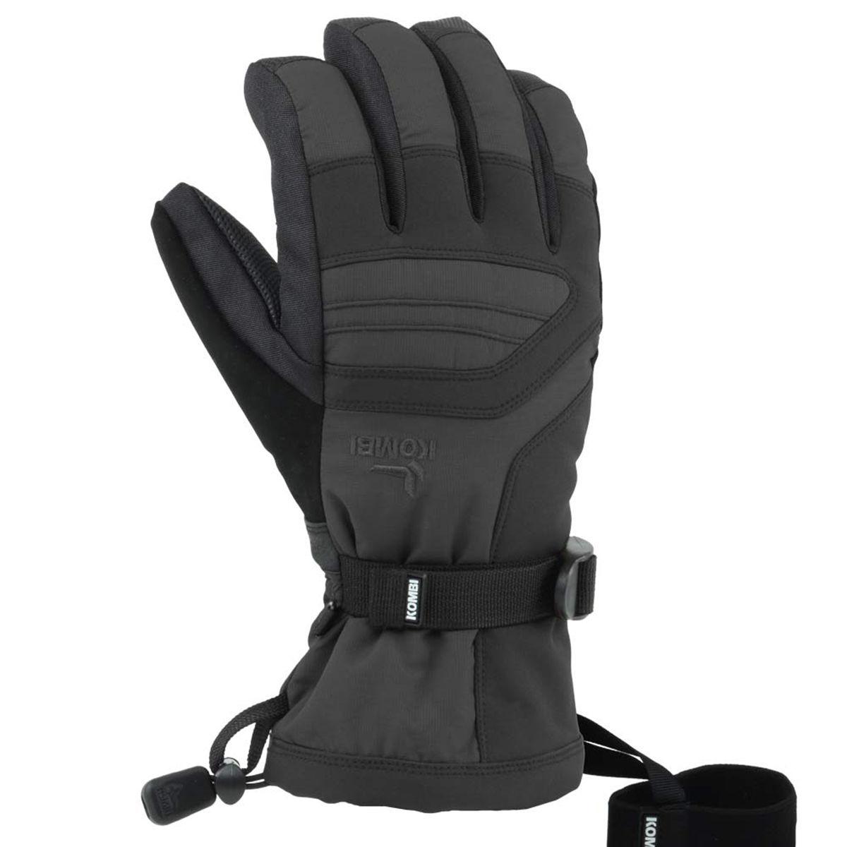 Kombi Storm Cuff Iii Glove - Black, S