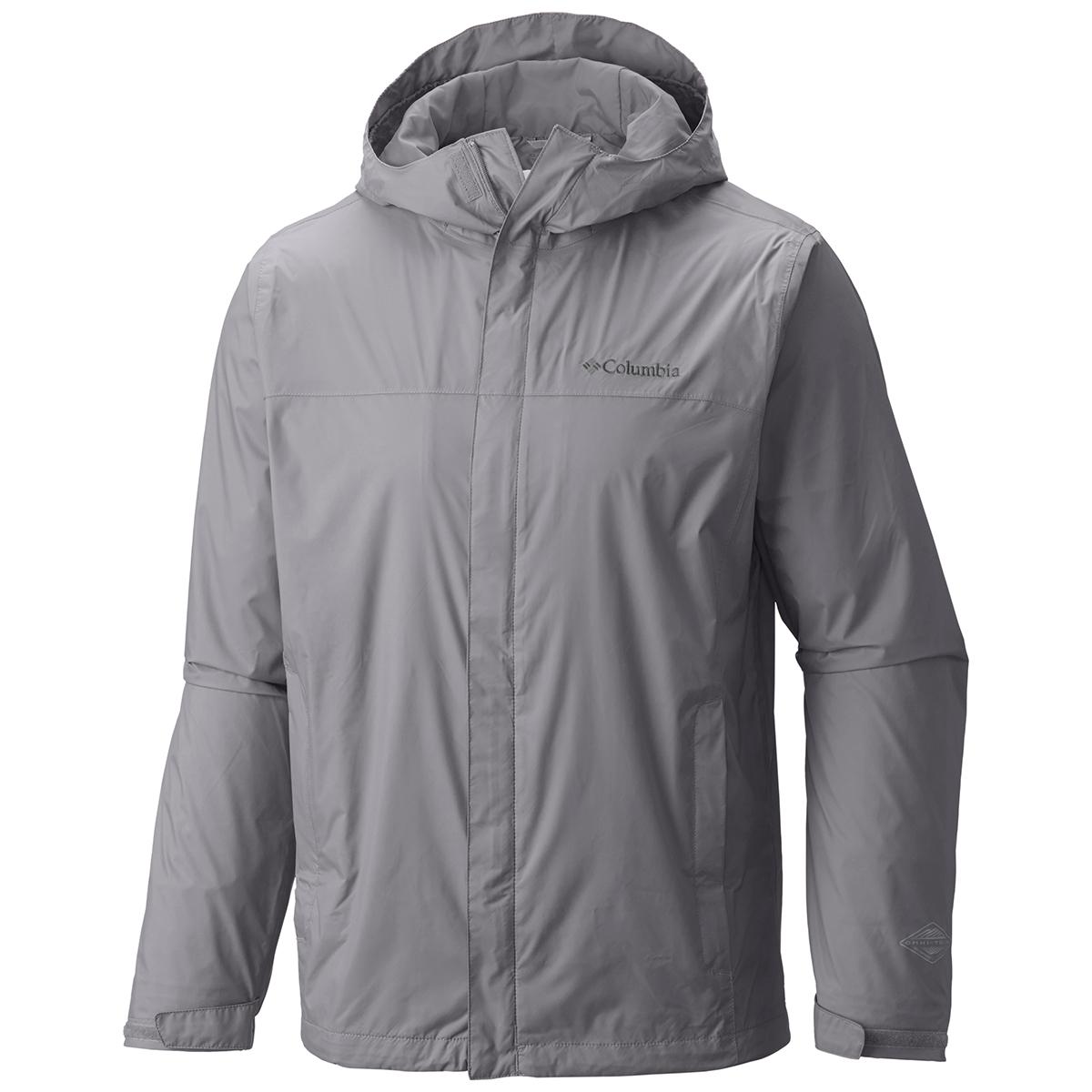 Columbia Men's Watertight Ii Jacket - Black, XL