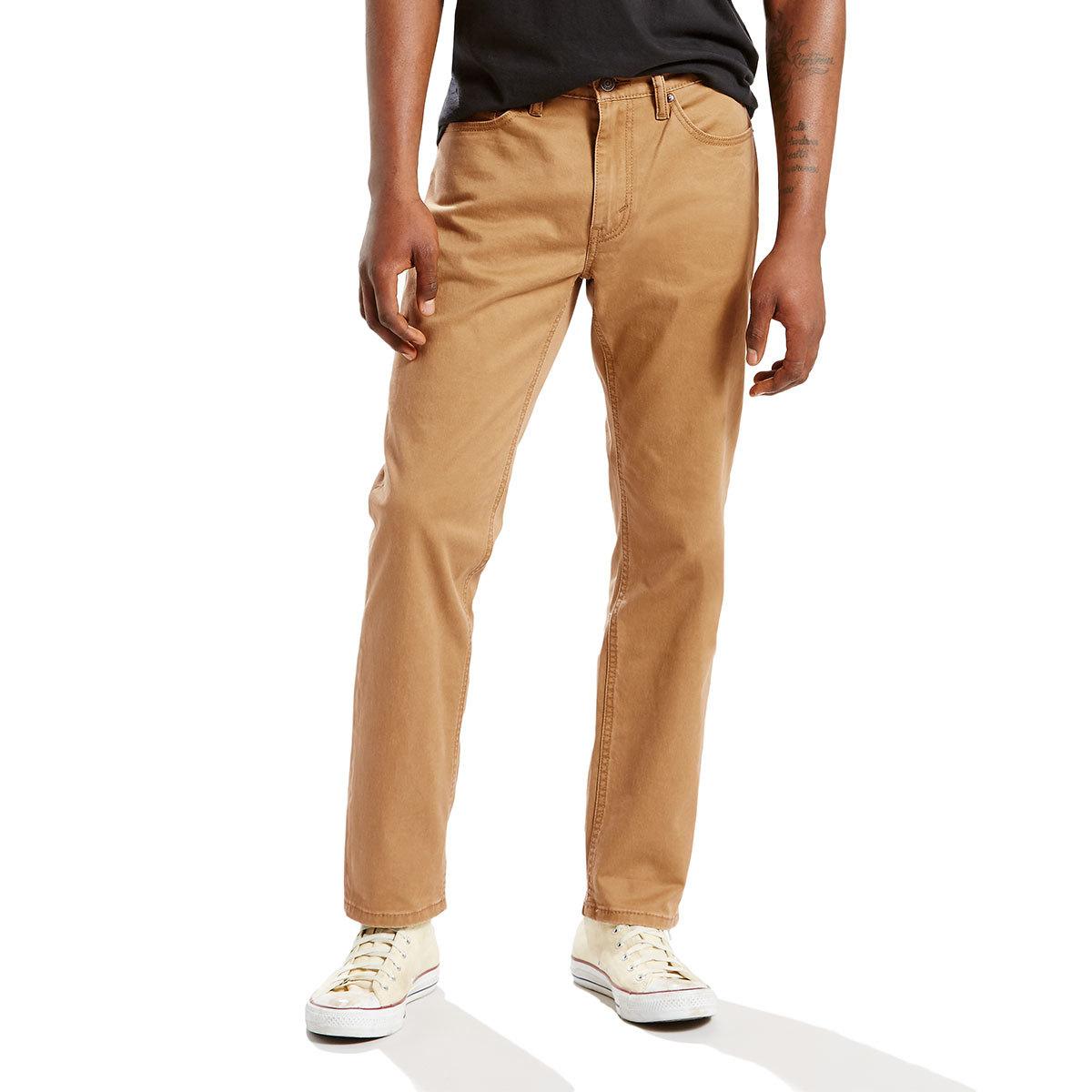 Levi's Men's 541 Athletic Fit Jeans - Brown, 29/30